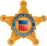 The US Secret Service Badge (Credit: public domain)