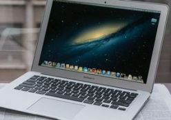 The 2013 Apple Mac Book Air Laptop (Credit: public domain)