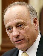 Representative Steve King (Credit: Charlie Neibergall / The Associated Press)