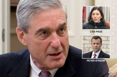 December 11, 2018 - A DOJ IG report claims all Strzok/Page text
