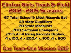2013-2015 Season Records