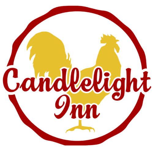 Candlelight Inn with locations in Clinton, IA; and Rock Falls and Sterling, IL