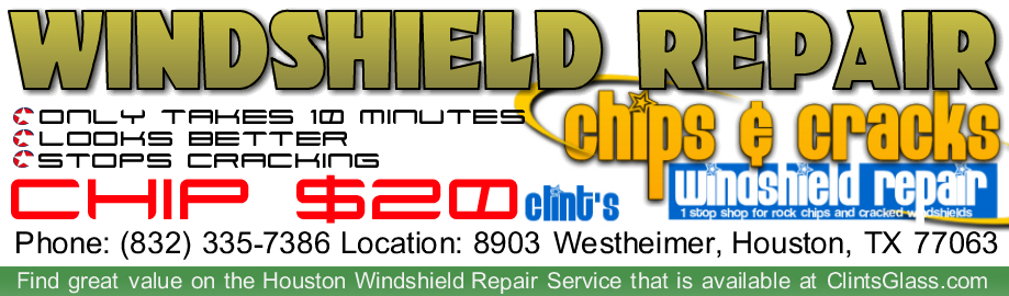 Houston Windshield Repair