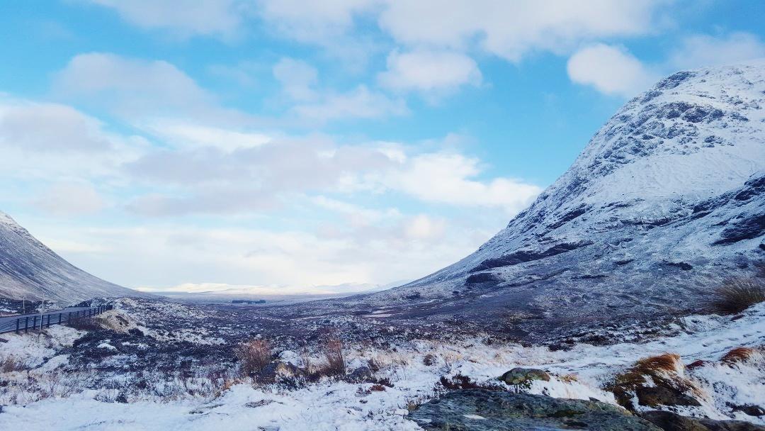 La vallée de Glen Etive : Sur les traces de James Bond en Ecosse