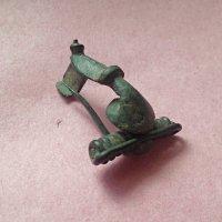 Object of the Week: A Superb Roman Bronze Brooch