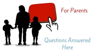 FAQ For Parents