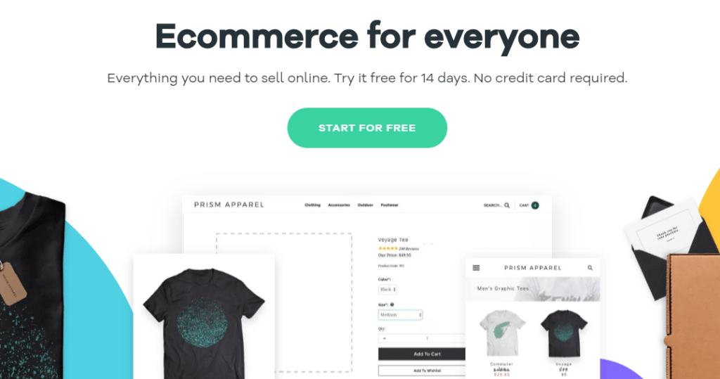 powerful ecommerce solution for online store