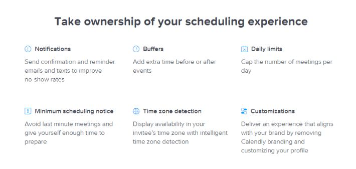 customize your scheduling software