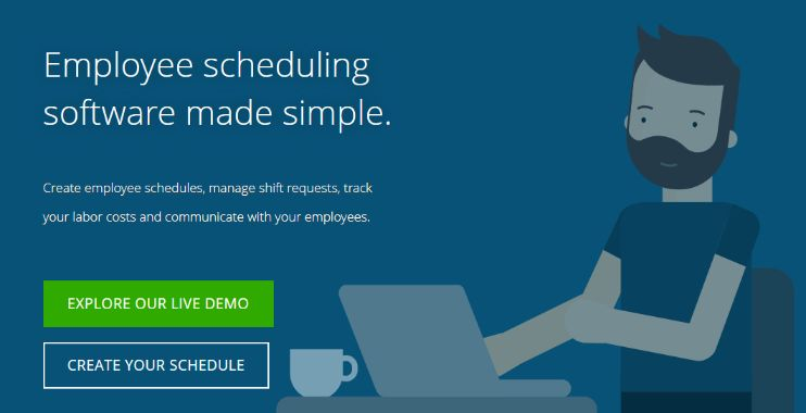 employee scheduling software made simple