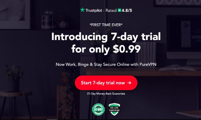 Trusted by Millions of User Worldwide - Start with $0.99 VPN service