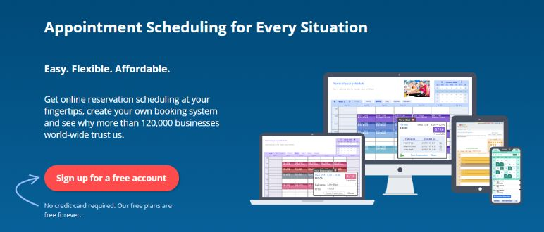 SuperSaaS is a very powerful all in one scheduling software for your business