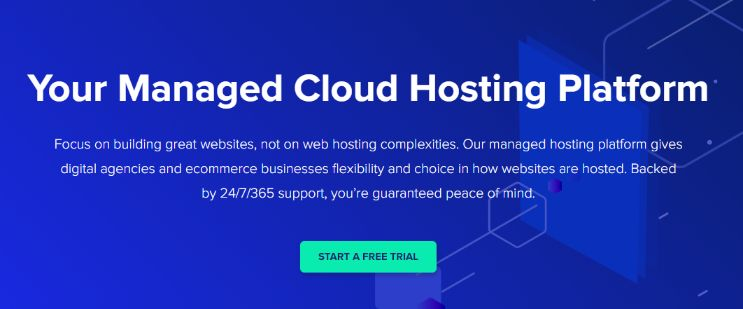 Powerful Cloud Hosting – High-end Performance
