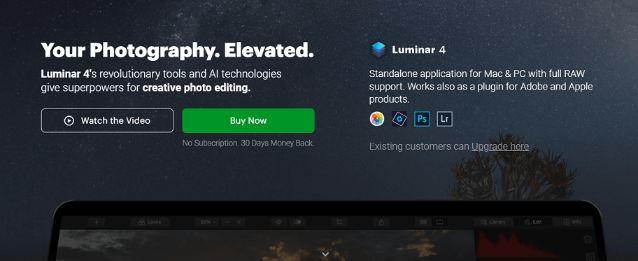 Next-generation A.I Powered Photo Editor – 30 days Money Back