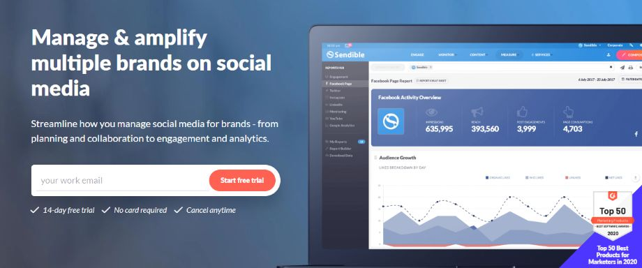 One of the Top Social Media Management Tool