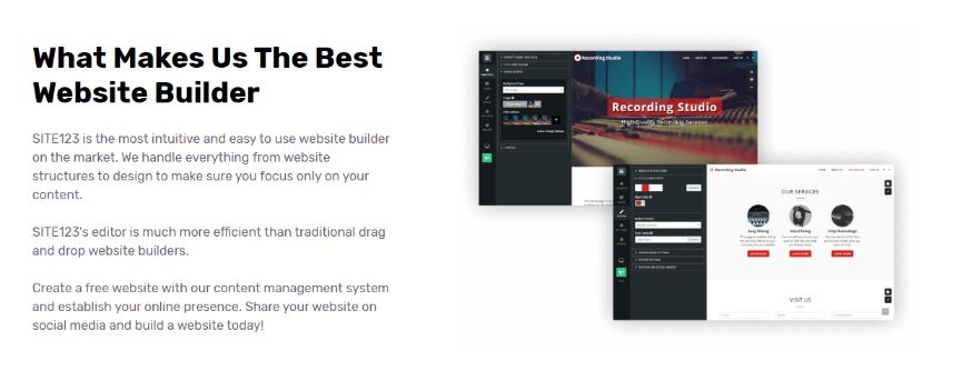 Anyone can build a website – even a 7-year old kid