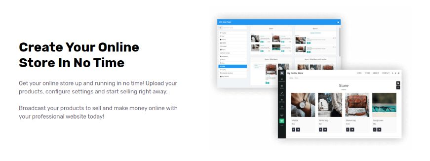 Complex Online eCommerce is now a child's plaything
