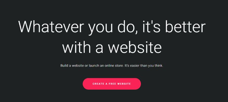 Advance Innovative Website builder – Free Plan Included