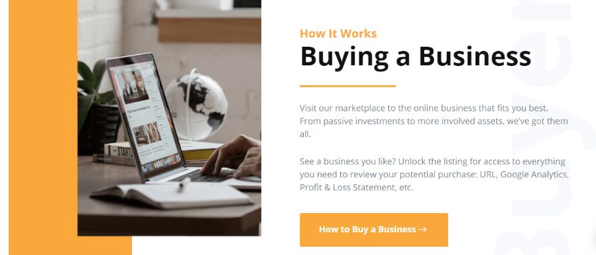 a clear guide how to buy digital business