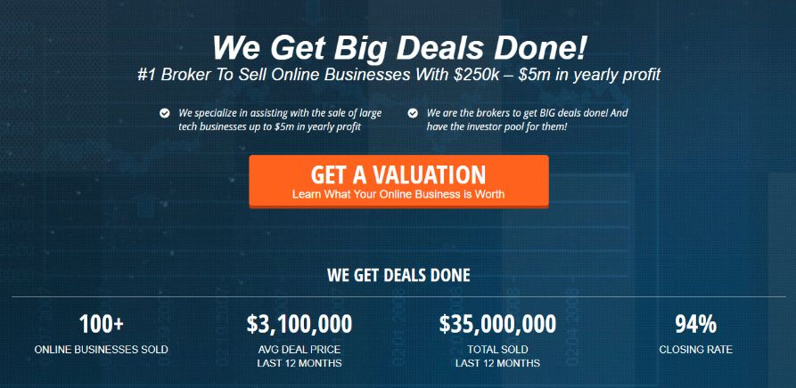 Best Marketplace for Large Technology Online Business