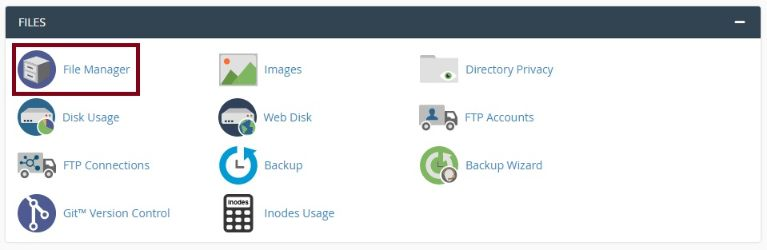 Simply upload your website files to your online hosting platform through cPanel. Open file manager & upload these file. That's it.