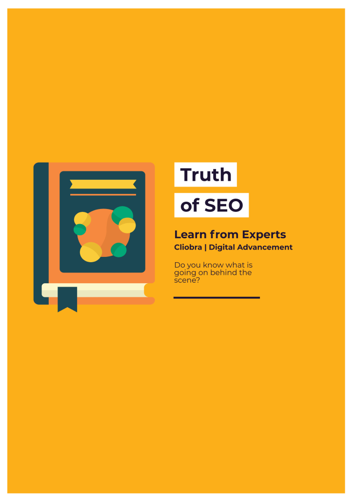 Untold Truth of Search Engine Optimization