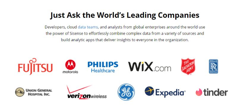 World largest companies are using this BI tool. So why you are waiting for?