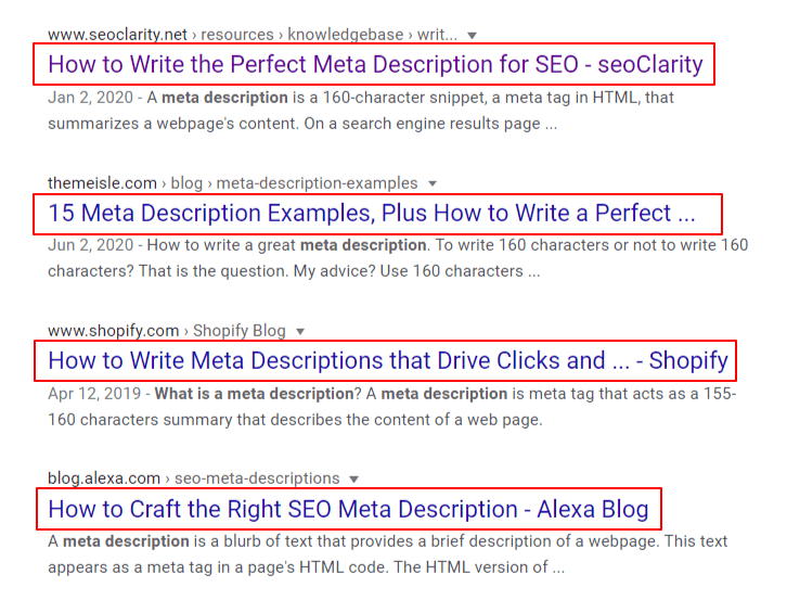 A well written SEO title can boost your search traffic by many folds.