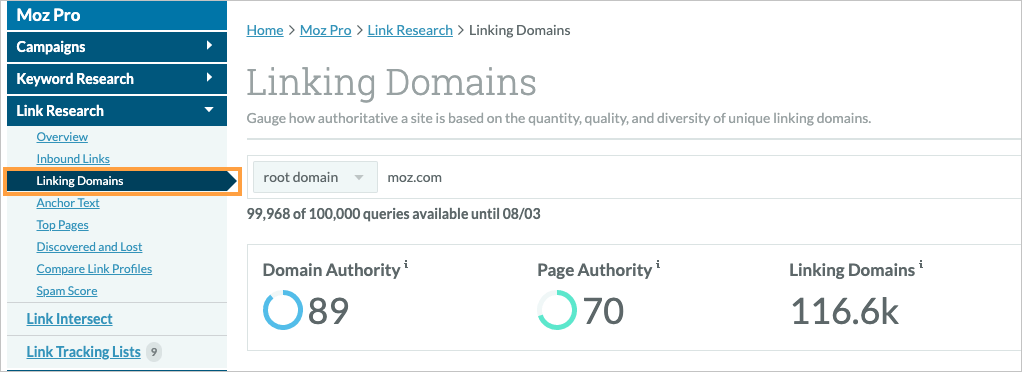 DA (Domain Authority) and PA (Page Authority) these are powerful factors to get rank in Google