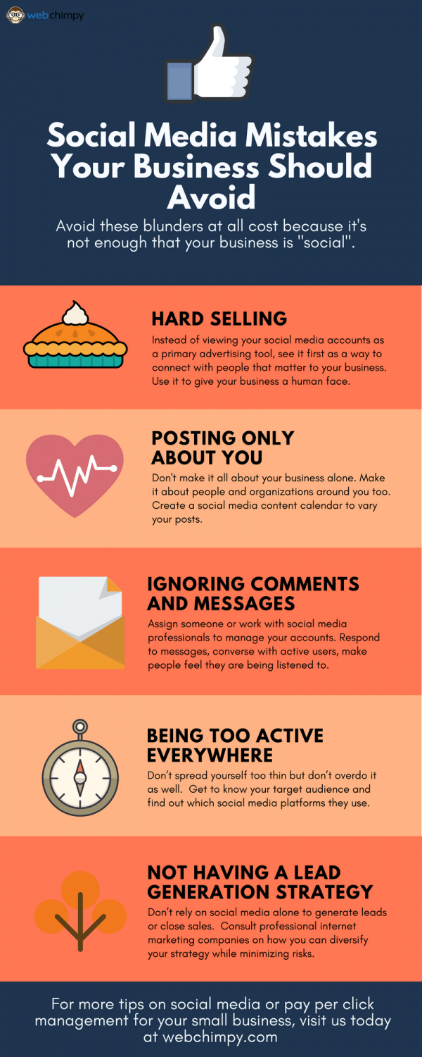 If you have a business page in social media then you should aware of how social media negatively affects business? (Infographic)