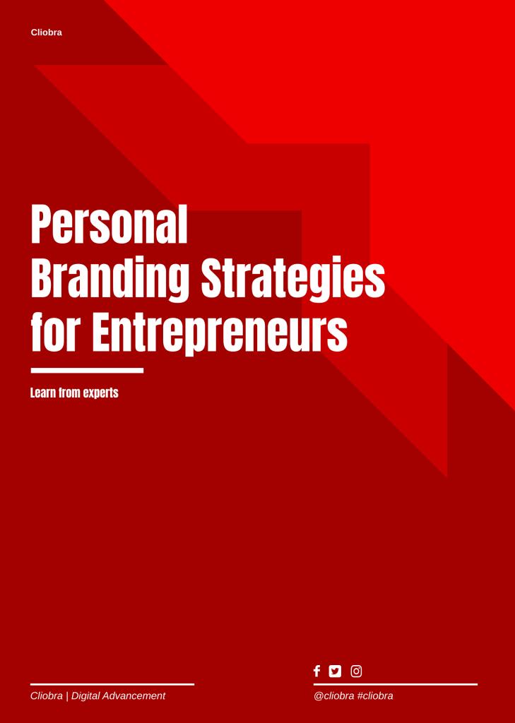 10 Strategies of Personal Branding for Entrepreneurs (Practical Guide)