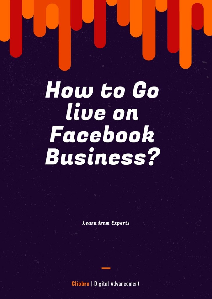 How to Go Live on Facebook Business Page? (Practical Guide)