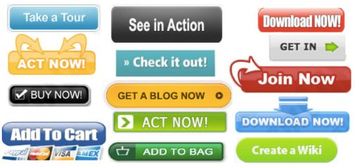 CTA button shape is very important when it comes to effectivity.