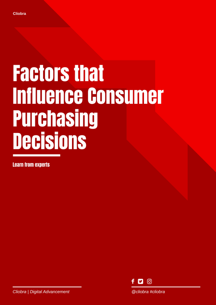9 Factors that Influence Consumer Purchasing Decisions (Definitive Guide)