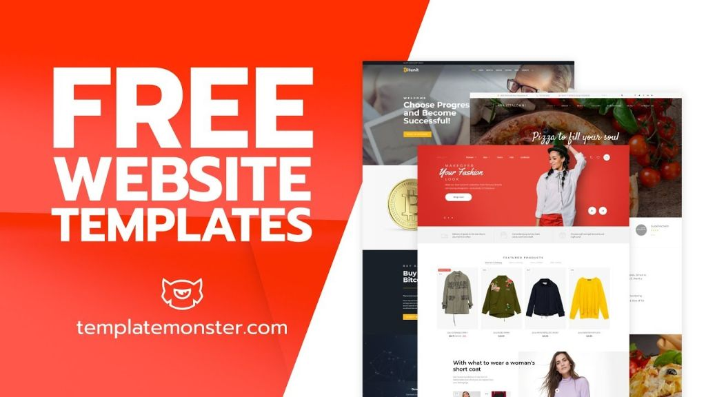 There are plenty of free website templates to download. That's why you need to build a unique and custom made website for your client to make it rare.