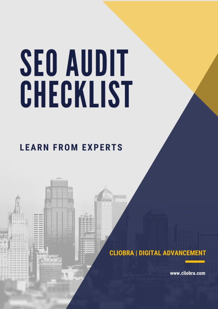 11 Steps SEO Audit Checklist: Proven Guidelines for SEO Campaign