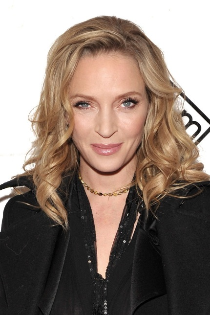 La bellezza anticonvenzionale di Uma Thurman
