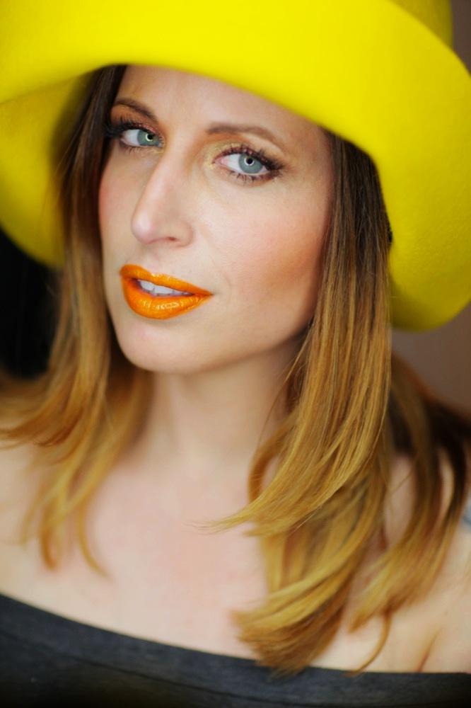 versione labbra aranciate