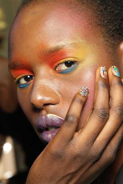 9.30.2011 Vivienne Westwood Minx nails Backstage photo by Becky Maynes 2 (Large)-1