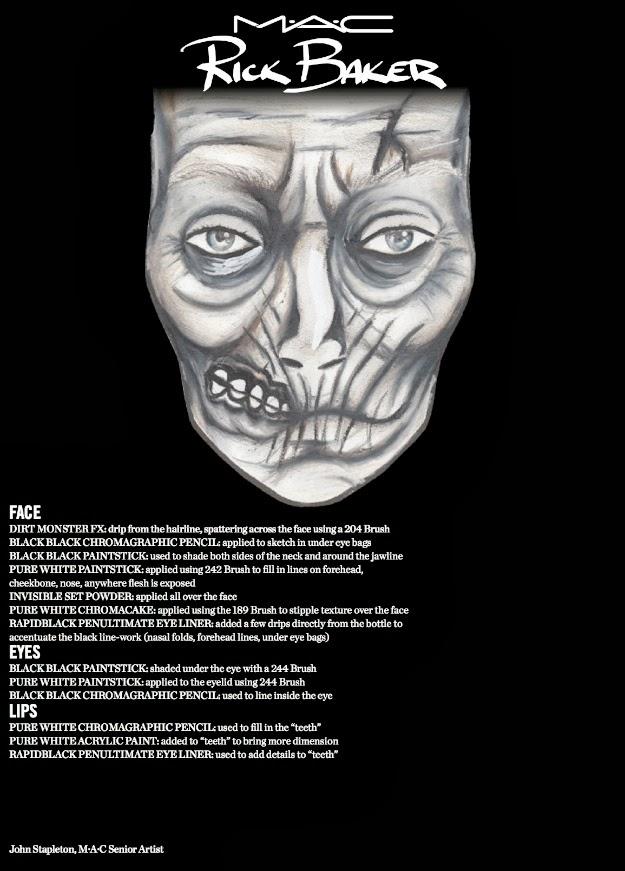 MAC Rick Baker Collection Halloween 2013 (6)