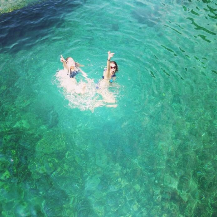 In Liguria con Elena