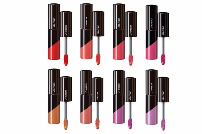 shiseido lacquer gloss group