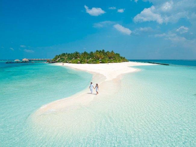 Mi raccomando, protezione alta sulla spiaggia tropicale hehe