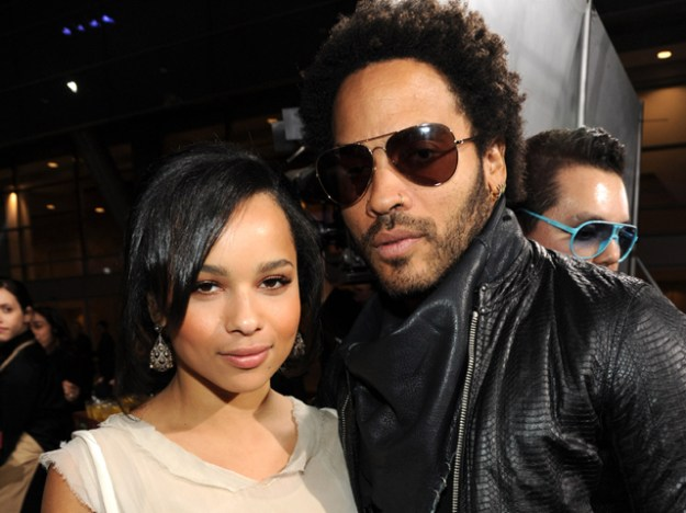 115024_2010-independent-spirit-awards-lenny-kravitz-and-daughter-zoe-on-precious