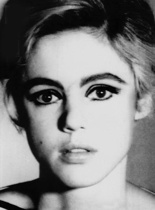 Edie Sedgwick, musa di Andy Warhol