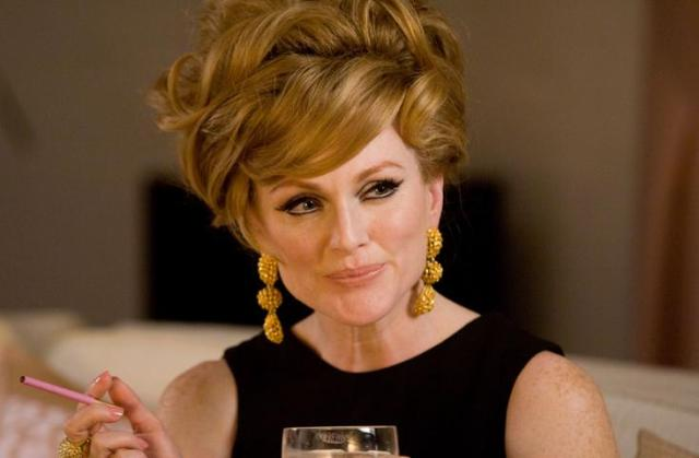 """Meraviglioso il trucco di Julianne Moore in """"A Single Man"""""""