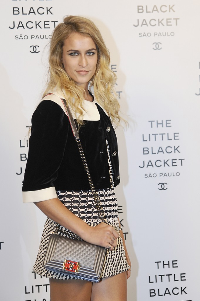 Chanel Little Black Jacket Event