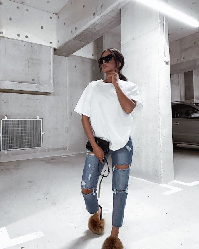 ClioMakeUp-indossare-bianco-2-t-shirt-jeans.jpg