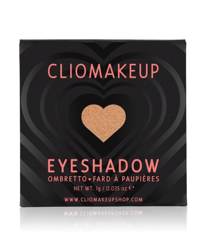 ClioMakeUp, Ombretto Tuxedo ClioMakeUp Eyeshadow. Prezzo: 4,50€ su cliomakeupshop.com7-treasure