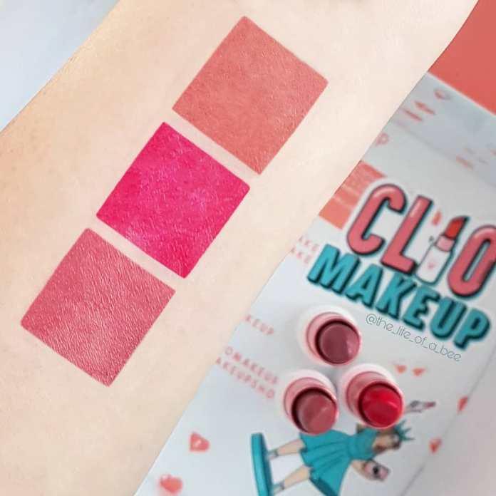 Cliomakeup-Lip-Balm&Glam-Mou-Mou-CoccoLove-ClioMakeUp-3-swatches