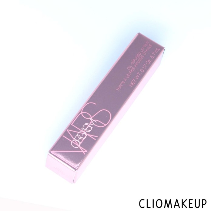 cliomakeup-recensione-gloss-nars-orgasm-oil-infused-lip-tint-2